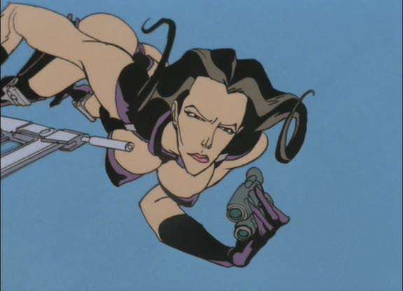 (b) Aeon Flux: Animated Series s02e01 (Gravity) on Veehd