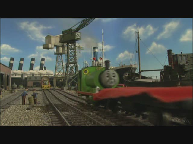 Thomas And Friends In Percy And The Magic Carpet On Veehd