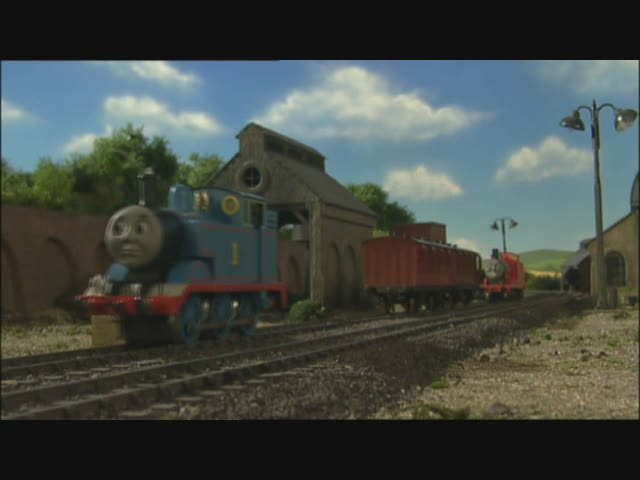 Thomas And Friends In Thomas Saves The Day On Veehd