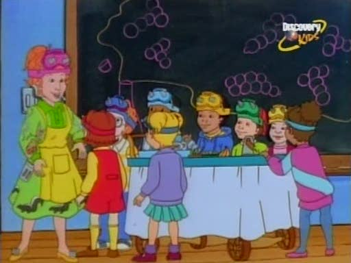 The Magic School Bus Class The Magic School Bus 4x09