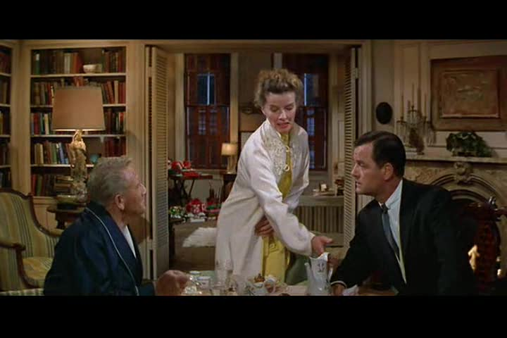 Desk Set 1957 Katharine Hepburn Spencer Tracy Gig Young Requested By Ahonymus 1 43 29