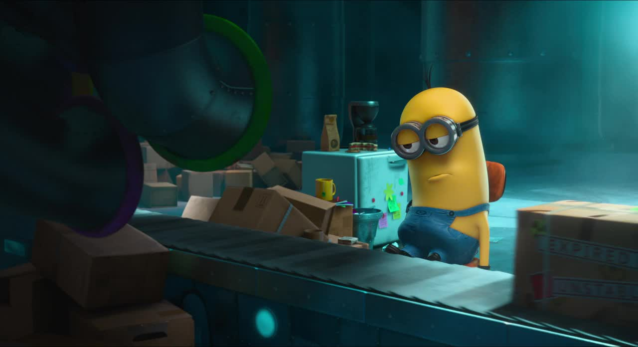 despicable me 2 panic in the mailroom full mini movie