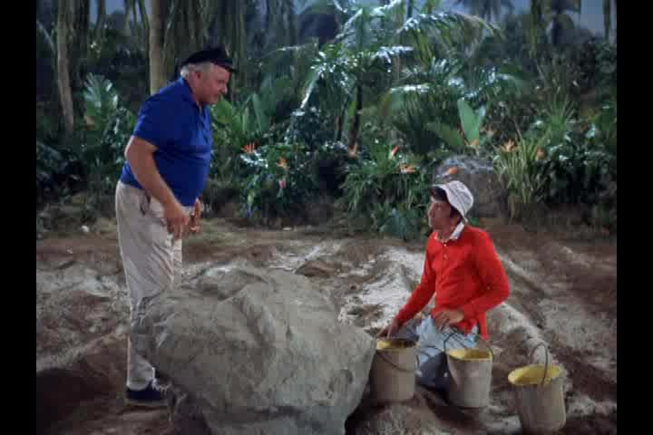 Pass The Vegetables Please Gilligan S Island