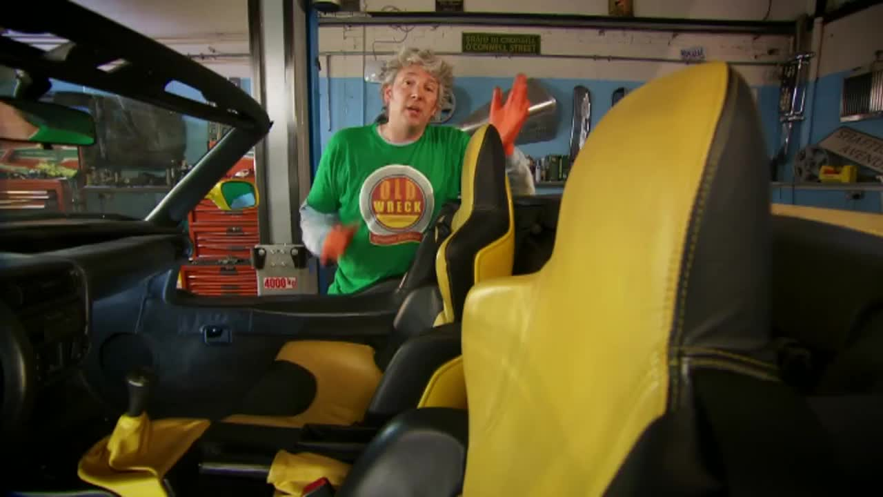 wheeler dealers s11e12 1989 bmw z1 on veehd. Black Bedroom Furniture Sets. Home Design Ideas