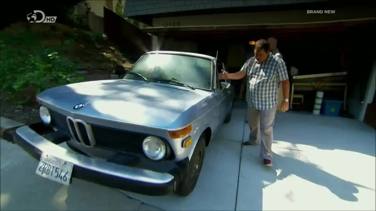 wheeler dealers 12x04 bmw 2002 tii on veehd. Black Bedroom Furniture Sets. Home Design Ideas