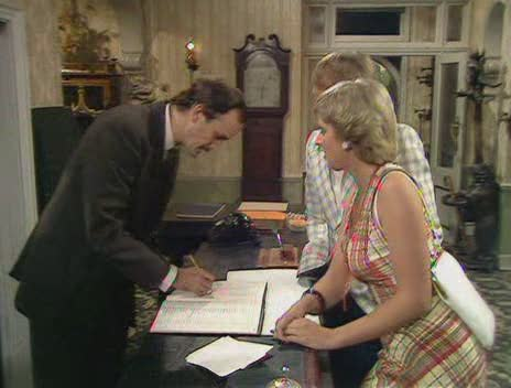 Fawlty Towers 103 The Wedding Party Avi On Veehd